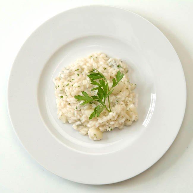 Ricetta risotto al gorgonzola e pere