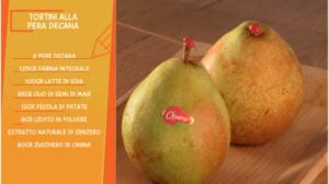 Riepilogo ingredienti per preparazione ricetta Tortini con Pere Decana