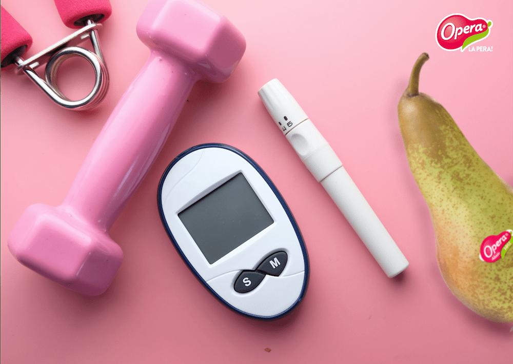 Pere e diabete: un aiuto naturale per abbassare la glicemia